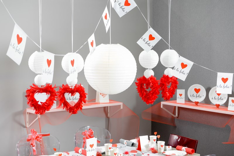 Deco st valentin for Decoration exterieur st valentin