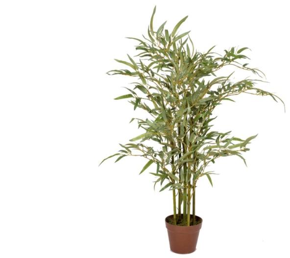 D coration de table sur le th me du bambou articles de f te for Bambou plastique deco