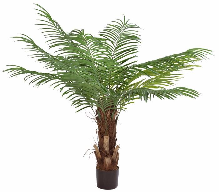 Plante artificielle imitation palmier en tissu palmier artificiel rendu tr - Plante artificielle palmier ...
