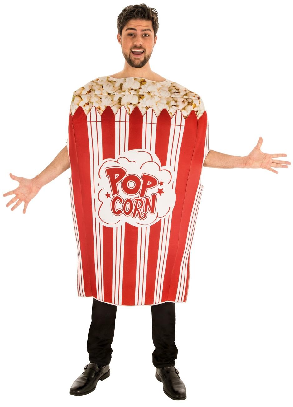 Chaks C4233, Déguisement Pop Corn adulte