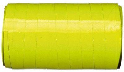 Bobine de Bolduc laqué 50 mètres, Vert anis