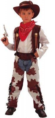 Déguisement Cowboy 10-12 ans