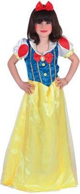 Déguisement Princesse conte de fée 4-6 ans