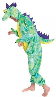 Déguisement PELUCHE dragon 180cm, adulte