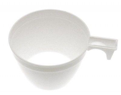 Lot 50 Tasses à café blanches