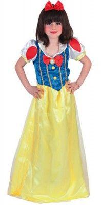 Déguisement Princesse conte de fée 7-9 ans