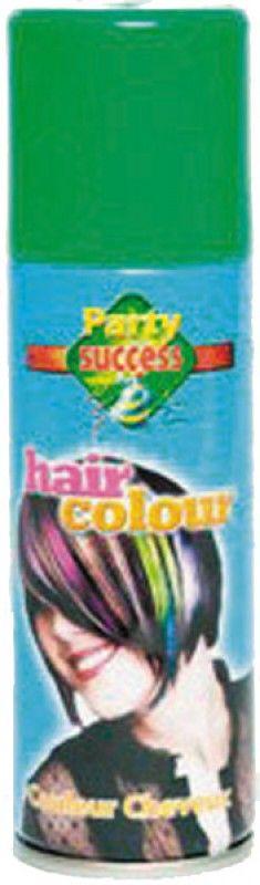 Bombe De Peinture A Cheveux Vert Articles De Fête