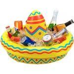Sombrero gonflable Rafraichisseur de boissons 50cm