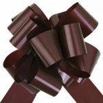 Sachet 10 Grands noeuds, chocolat
