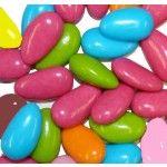 1kg de dragées LONGUETTES multicolores brillantes (alsace 1)