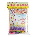 Cascade Pluie de Ballons multicolores