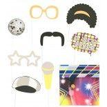 Costume disco Photobooth