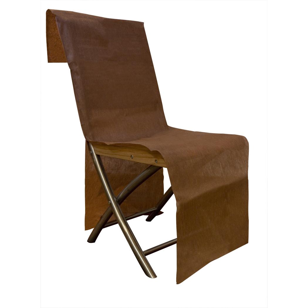 Dige n27we07 17 lot de 6 housses de chaise en non tiss - Housses de chaises en tissu ...
