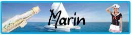Déguisements et décoration thème marin